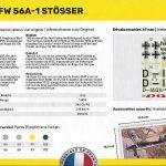 Heller-80238-Focke-Wulf-Fw-56A-1-Stösser-2-150x150 Focke Wulf FW 56 Stösser in 1:72 von Heller #80238