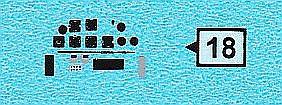 Heller-80238-Focke-Wulf-Fw-56A-1-Stösser-6 Focke Wulf FW 56 Stösser in 1:72 von Heller #80238