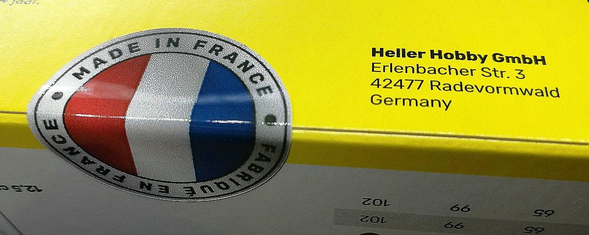 Heller-80238-Focke-Wulf-Fw-56A-1-Stösser-8 Focke Wulf FW 56 Stösser in 1:72 von Heller #80238