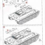 ICM-35371-T-34-Tyagach-Bauanleitung-13-150x150 T-34 Tyagach Model 1944 in 1.35 von ICM # 35371