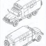 ICM-35901-Zil-131-Bauanleitung26-Tschernobyl-Set-1-2-150x150 Chernobyl #1 Radiation Monitoring Station in 1:35 von ICM # 35901