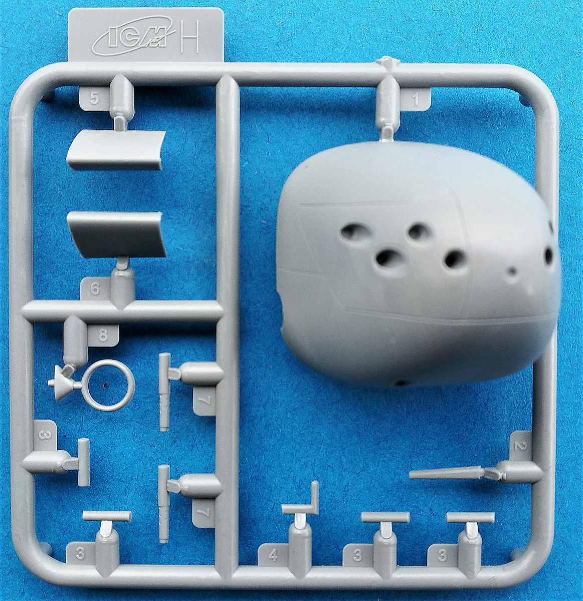 ICM-48282-A-26B-15-Invader-1 A-26B-15 Invader in 1:48 von ICM #48282