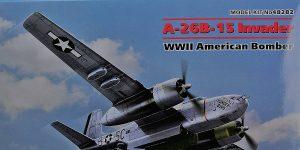 A-26B-15 Invader in 1:48 von ICM #48282