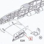 ICM-48282-A-26B-15-Invader-Montage-Bugradabdeckung-150x150 A-26B-15 Invader in 1:48 von ICM #48282