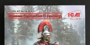 Roman Centurion ( I Century) in 1:16 von ICM # 16302
