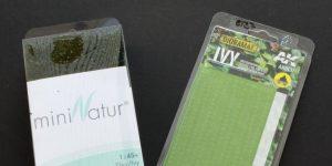 Efeu/Ivy AK Interactive vs. Efeu/Ivy Silhouette