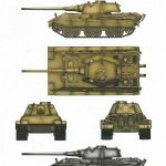 ModelCollect-35001-Panther-III-40-150x150 Panther III in 1:35 von ModelCollect # 35001