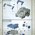 "Review_Meng_Cargo_Truck_WE_34-150x150 CN373 Cargo Truck (""The Wandering Earth"") - Meng Toon 1/200"