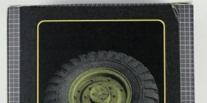 "C60 Resin Wheels ""Firestone"" – Panzer Art 1/35"