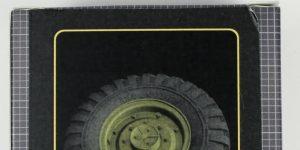 "C60 Resin Wheels ""Firestone"" – Panzer Art 1/35"