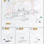 Review_Revell_Tawara_27-150x150 USS Tarawa LHA-1 in 1:720 von Revell #05170