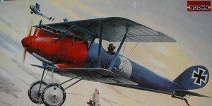 Pfalz D.III in 1:32 von Roden #613