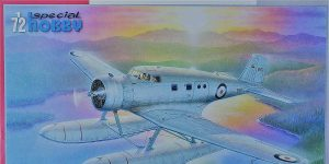 Canadian Vickers Delta over Snow and Water in 1:72 von Special Hobby # SH 72353