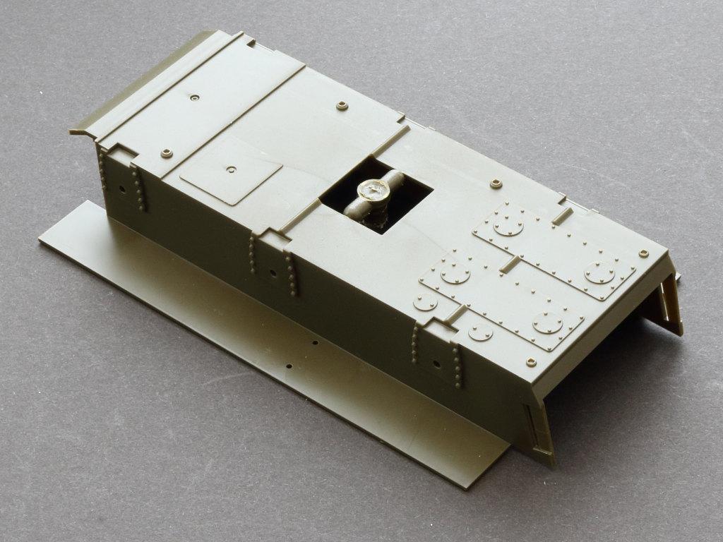 "Unterwanne M36/M36B2 US Army ""Battle of the Bulge"" 1:35 Academy (#13501)"