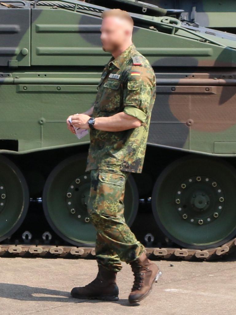 2 Bundeswehr Flecktarn Texture Decals 1:35 MAIM (#MAIM35621)
