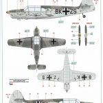 Eduard-3006-Bf-108-Taifun-Markierungen-2-150x150 Messerschmitt Bf 108 Taifun in 1:32 von Eduard #3006