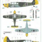 Eduard-3006-Bf-108-Taifun-Markierungen-4-150x150 Messerschmitt Bf 108 Taifun in 1:32 von Eduard #3006