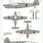 Eduard-3006-Bf-108-Taifun-Markierungen-5-150x150 Messerschmitt Bf 108 Taifun in 1:32 von Eduard #3006