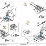 Eduard-632077-Mosquito-FB-MK-VI-Nose-Guns-12-150x150 Detailsets für Airfix Mosquito in 1:32 von Eduard # 632077 und 632078