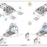 Eduard-632077-Mosquito-FB-MK-VI-Nose-Guns-14-150x150 Detailsets für Airfix Mosquito in 1:32 von Eduard # 632077 und 632078