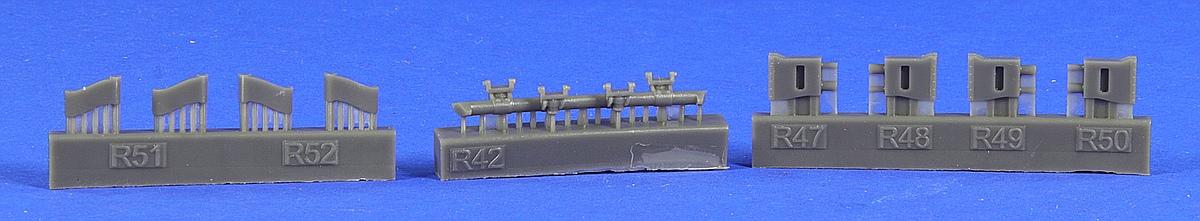 Eduard-632077-Mosquito-FB-MK-VI-Nose-Guns-2 Detailsets für Airfix Mosquito in 1:32 von Eduard # 632077 und 632078