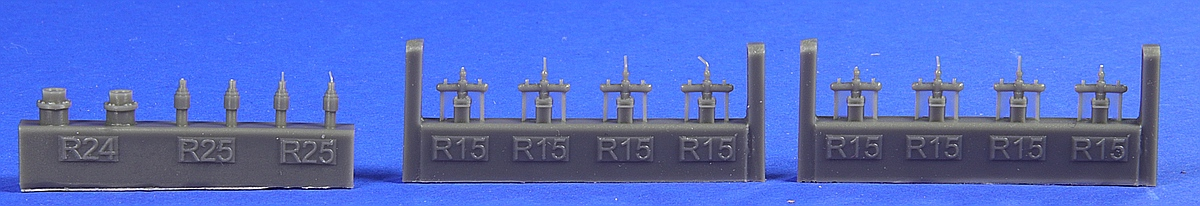 Eduard-632078-Mosquito-FB-MK-VI-Gun-bay-11 Detailsets für Airfix Mosquito in 1:32 von Eduard # 632077 und 632078
