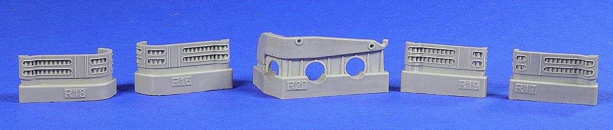 Eduard-632078-Mosquito-FB-MK-VI-Gun-bay-8 Detailsets für Airfix Mosquito in 1:32 von Eduard # 632077 und 632078