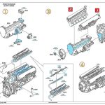 Eduard-632090-Mosquito-FB-Mk.-VI-Engines-4-150x150 Motoren für Airfix Mosquito in 1:32 von Eduard #632090