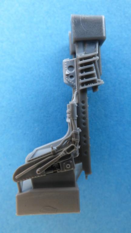 Eduard-648525-F-104-Schleudersitz-C2-11 Eduard Brassin Lockheed C-2 Schleudersitz für den Starfighter in 1:48 # 648525