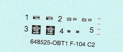 Eduard-648525-F-104-Schleudersitz-C2-13 Eduard Brassin Lockheed C-2 Schleudersitz für den Starfighter in 1:48 # 648525