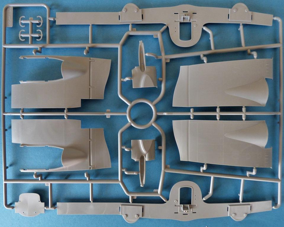 ICM-48260-He-111-Z-1-Zwilling-19 Heinkel He 111Z-1 Zwilling in 1:48 von ICM # 48260
