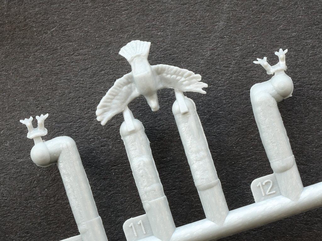IMG_0082 Pidgeons (Tauben) 1:35 Miniart (#38036)