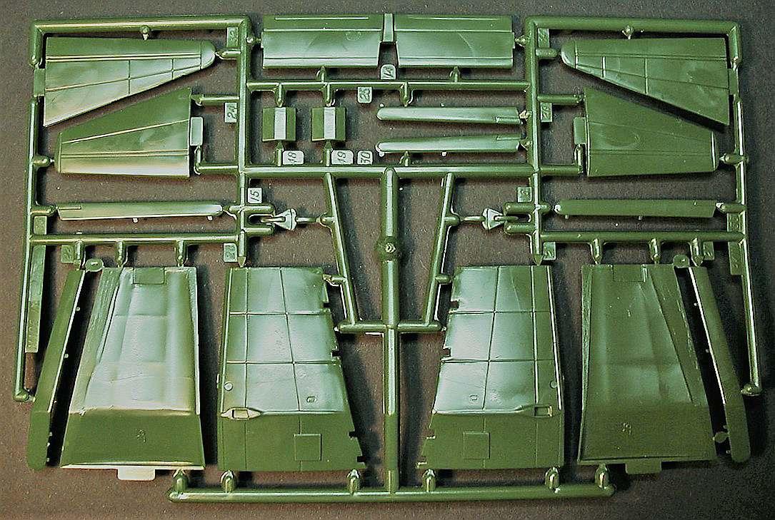 Matchbox-PK-111-Ju-87-D-und-G-Stuka-20 Kit-Archäologie: Ju 87 Stuka in 1:72 von Matchbox #PK 111