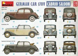 MiniArt-38016-German-Car-170V-Cabrio-62-300x213 MiniArt 38016 German Car 170V Cabrio (62)