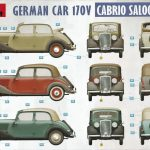 MiniArt-38016-German-Car-170V-Cabrio-63-150x150 Cabriolet Mercedes 170V in 1:35 von MiniArt #38016