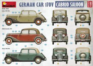 MiniArt-38016-German-Car-170V-Cabrio-63-300x213 MiniArt 38016 German Car 170V Cabrio (63)