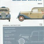 MiniArt-38035-Lieferwagen-Typ-170V-Beer-Delivery-34-150x150 Lieferwagen Typ 170V German Beer Delivery Car in 1:35 von MiniArt #38035
