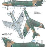 Special-Hobby-72417-SMB-2-Duo-Pack-Bauanleitung-SH72417A-6-1-150x150 Super Mystère SMB-2 als Duo Pack in 1:72 von Special Hobby # 72417