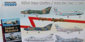 Super Mystère SMB-2 als Duo Pack in 1:72 von Special Hobby # 72417