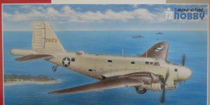 "Douglas B-18B Bolo ""ASW Version"" in 1:72 von Special Hobby #SH72230"