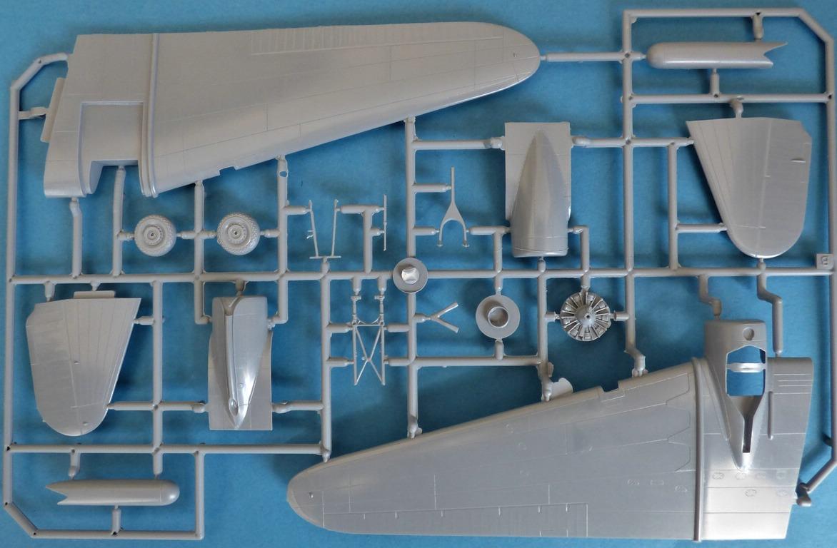"""Special-Hobby-SH-72230-Douglas-B-18-Bolo-ASW-12 Douglas B-18B Bolo """"ASW Version"""" in 1:72 von Special Hobby #SH72230"""