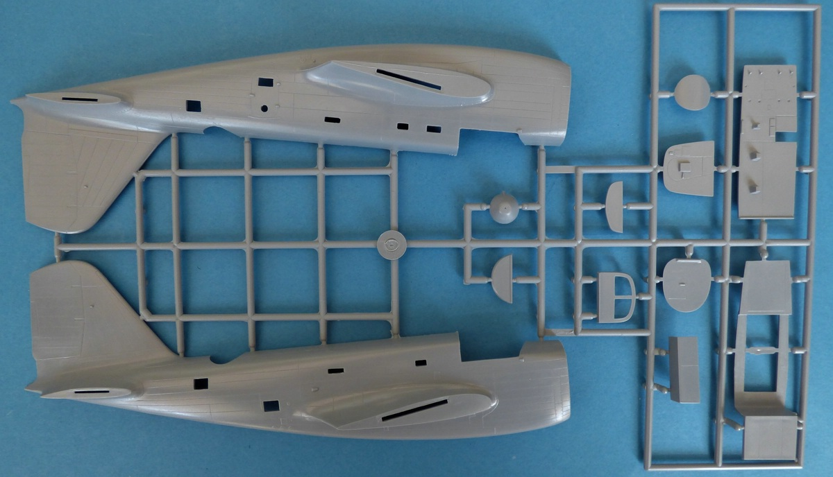 """Special-Hobby-SH-72230-Douglas-B-18-Bolo-ASW-3 Douglas B-18B Bolo """"ASW Version"""" in 1:72 von Special Hobby #SH72230"""
