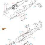 SpecialHobby-SH-48206-Reggiane-Re-2005-Bauanleitung-5-150x150 Reggiane Re 2005 Sagittario in 1:48 von Special Hobby # SH 48206