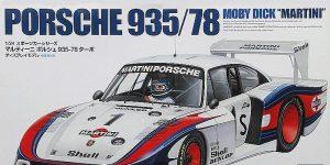 Porsche 935/78 Moby Dick in 1:24 von Tamiya # 24318
