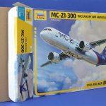 Zvezda-7033-MC-21-300-23-150x150 Verkehrsflugzeug MS-21-300 in 1:144 von Zvezda #7033
