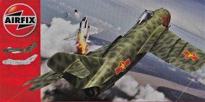 MiG-17 Fresco in 1:72 von Airfix # A 03091