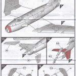 Airfix-03091-MiG-17-Bauanleitung-5-150x150 MiG-17 Fresco in 1:72 von Airfix # A 03091