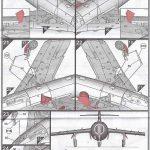 Airfix-03091-MiG-17-Bauanleitung-6-150x150 MiG-17 Fresco in 1:72 von Airfix # A 03091