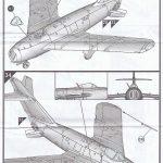 Airfix-03091-MiG-17-Bauanleitung-8-150x150 MiG-17 Fresco in 1:72 von Airfix # A 03091