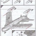 Airfix-03091-MiG-17-Bauanleitung-9-150x150 MiG-17 Fresco in 1:72 von Airfix # A 03091